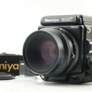 Rent Mamiya RZ67 PRO II + 110m lens + 50mm lens  + Sekonic light meter + tripod