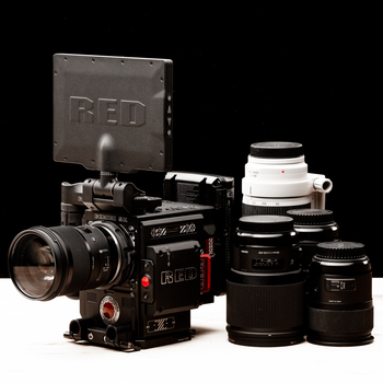 Rent RED Gemini 5K S35 w/ Sigma Art lenses