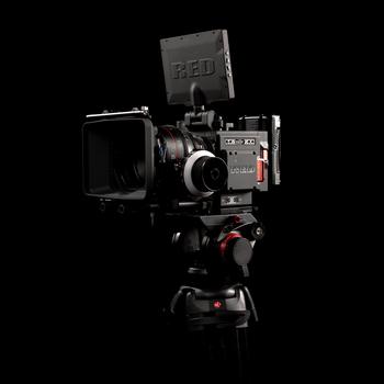 Rent RED Gemini 5K S35 w/ AKS/CN-E PRIMES/Manfrotto 504HD/Wireless Monitor & FF/ARRI light kit