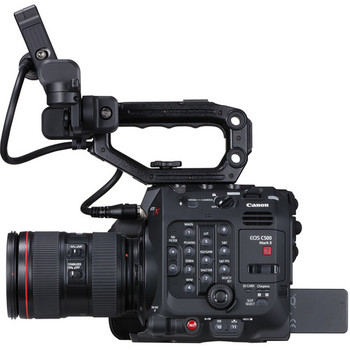 Rent Canon EOS C500 Mark II
