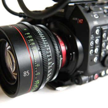 Rent Canon EF Prime Set (24, 35, 50, 85, 135mm)
