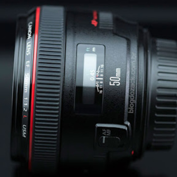 Rent Canon EF 50mm f/1.2 L USM