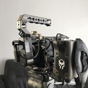 Rent BMPCC 4K Blackmagic Pocket Cinema Camera 4k Package with Power + Media + Wireless Follow Focus + Focus Handle