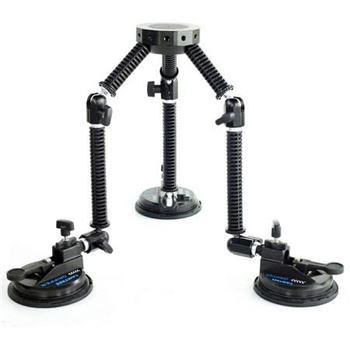 Rent CAMTREE G-51 Gripper Campod Suction Car Mount Up to 44lbs