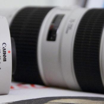 Rent Canon Extender EF 2x II