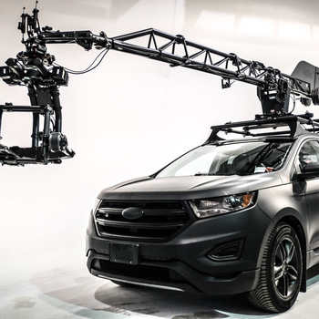 Rent Motocrane Ultra + Ford Edge + Movi XL + AKS + Team