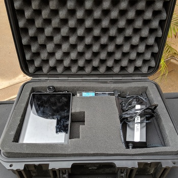 Rent Small HD 7-in field monitor