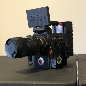 Rent Red Raven Complete Kit Ready to Shoot