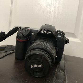 Rent Nikon D300 DSLR