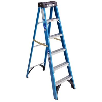Rent Werner Fiberglass Ladder - 6 ft