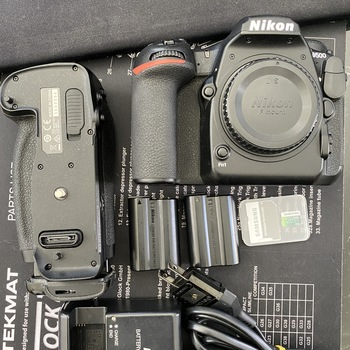 Rent Nikon D500 w/ Battery Pack, Charger and Media!