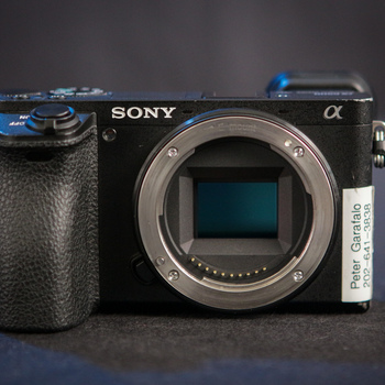 Rent Sony Alpha A6500 Camera with (2x) 128GB SD cards. 4K ready!