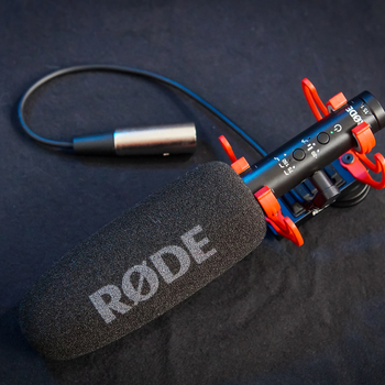Rent Rode VideoMic NTG - Hybrid Analog/USB Shotgun Camera Microphone