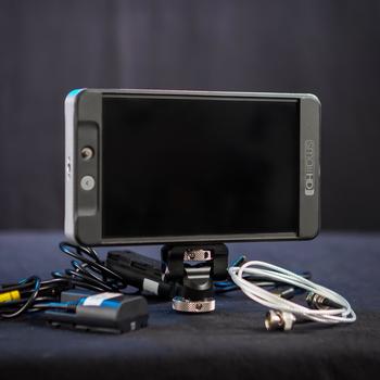 """Rent SmallHD 702 Lite HD 7"""" SDI/HDMI Monitor with Accessories"""