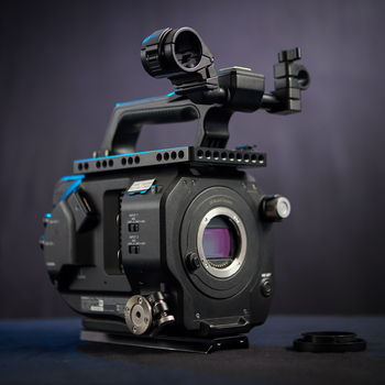 Rent Sony PXW-FS7 XDCAM Cinema Camera w Batteries, Cards, & Accessories