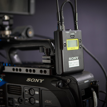 Rent Sony PXW-FS7 Camera & Audio Kit: Metabones (EF/PL), Wireless Lav, & Shotgun Mic