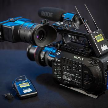 Rent Sony FS7 Docu-Style Kit: (3-Lenses, Shotgun Mic, Wireless Lav, AKS)