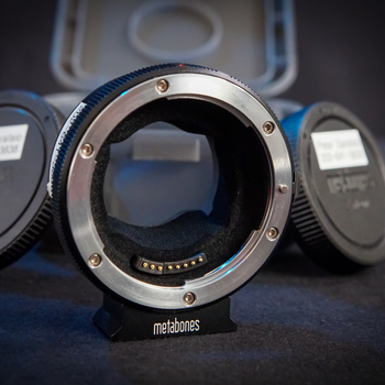 Rent Metabones Canon EF/EF-S Lens to Sony E-Mount T Smart Adapter (mk V)