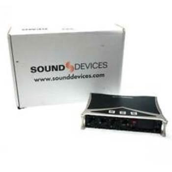 Rent Sound Devices 888