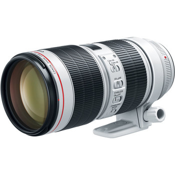Rent Canon EF 70-200mm f/2.8L IS USM III Lens
