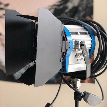 Rent Arri 4x Light Kit