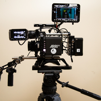 Rent ARRI Alexa Mini w/ 4:3 and ARRIRAW LICENSES - READY TO SHOOT KIT
