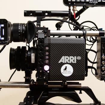 Rent ARRI Alexa Mini w/ 4:3 and ARRIRAW LICENSES - READY TO SHOOT KIT