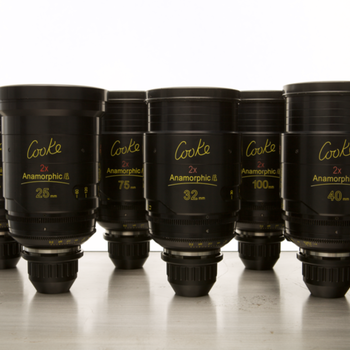 Rent (1) Cooke Anamorphic/i Lens