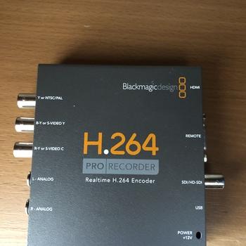 Rent Blackmagic H.264 Pro Encoder
