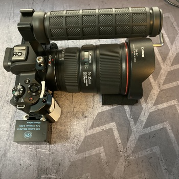 Rent Canon M50 Filmmaker Camera Kit