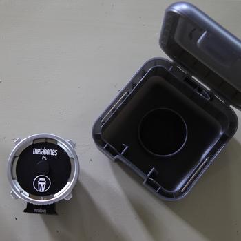 Rent Metabones PL to E-Mount T Cine Lens Adaptor