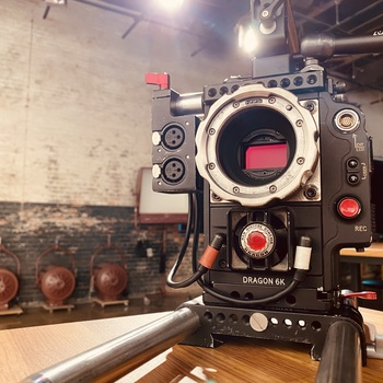 Rent Red Epic Dragon Full Kit with PL Mount