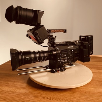 Rent Sony Fs7 with Extension Unit (PL Mount Available)