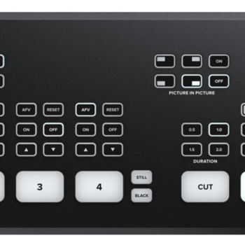 Rent Blackmagic Design ATEM Mini Pro HDMI Live Stream Switcher