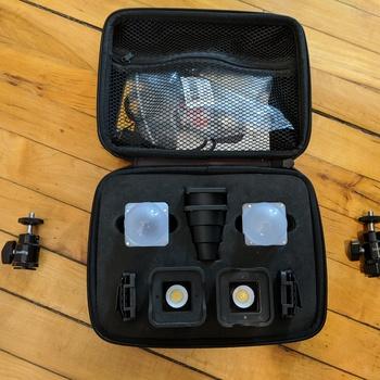 Rent Lume Cube 2.0 Pro Lighting Kit