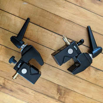 Rent 2xMafer Clamps