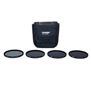 Rent Tiffen 77mm Indie Neutral Density Filter Kit
