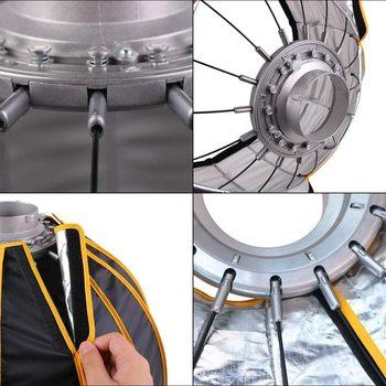 "Rent Parabolic Soft Box 47"" Kit"