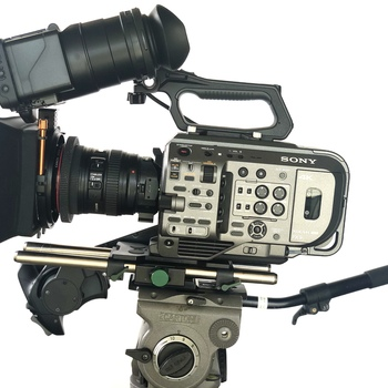 Rent Sony Fx9 6K Full Frame (EF to E) with a Canon L-series Lens !!!
