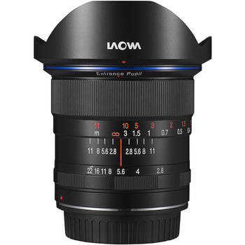 Rent Laowa 12mm f/2.8 Zero-D Wide Angle Lens for Canon EF