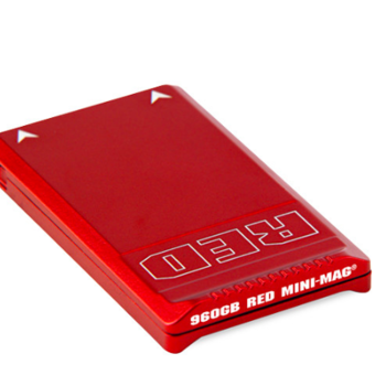 Rent (2) RED MINI-MAGs - 960GB & 480GB