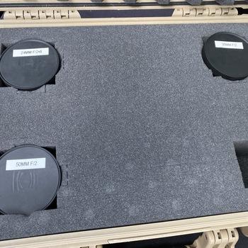 Rent Leica R 3 Lens Kit - 24mm 35mm 50mm - Duclos Cine-Mod EF