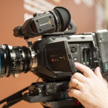 Rent BlackMagic URSA 4.6k PL with Accessories