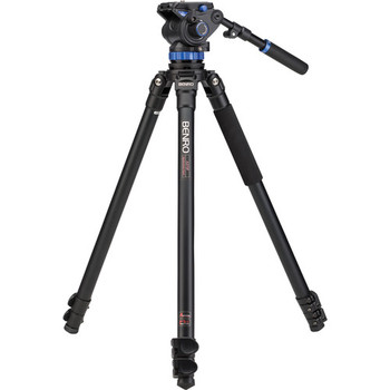 Rent Benro S7 Video Tripod Kit with A373F Aluminum Legs