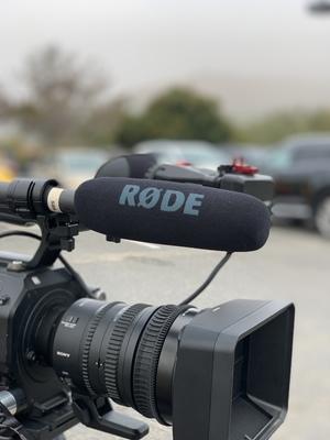 R%c3%98de ntg2 shotgun microphone   on fs7