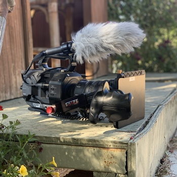 Rent Shape Sony FS7 Remote Extension Handle