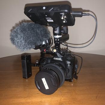 Rent Canon 5D Mark IV - Filmmaking Kit