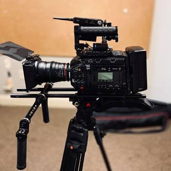 Rent Blackmagic Ursa Mini Pro 4.6K with Accessories