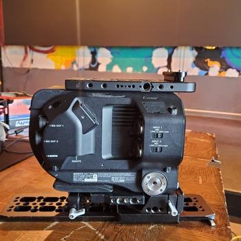 Rent Sony FS7 Body with Metabones