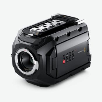 Rent Blackmagic Ursa Mini 4.6k and SSD recorder kit